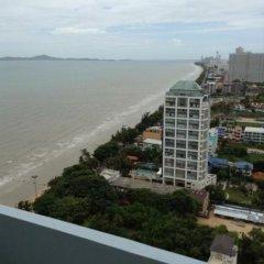 Отель Lumpini Beach Jomtien пляж фото 2
