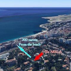 Отель California House Франция, Ницца - отзывы, цены и фото номеров - забронировать отель California House онлайн пляж