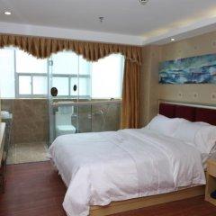 Отель Fangjie Yindu Inn 3* Стандартный номер с различными типами кроватей фото 7