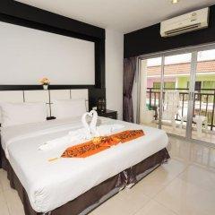 Отель Star Patong 3* Номер Делюкс двуспальная кровать фото 5