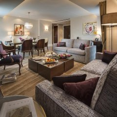 Breidenbacher Hof, a Capella Hotel 5* Представительский люкс с разными типами кроватей фото 3