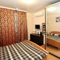 Гостиница Мария Студия разные типы кроватей фото 5