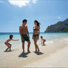 Hotel AR Roca Esmeralda & Spa пляж фото 2