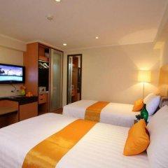 Отель Citin Pratunam Bangkok By Compass Hospitality 3* Улучшенная студия фото 5