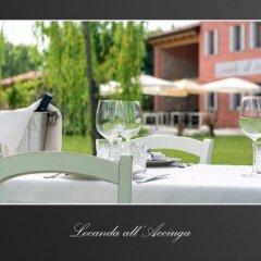 Отель Locanda Acciuga Лимена питание фото 3