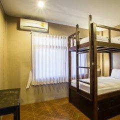Pak-Up Hostel Кровать в общем номере с двухъярусной кроватью фото 3