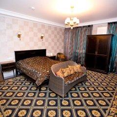 City Hotel Номер Делюкс с различными типами кроватей фото 3