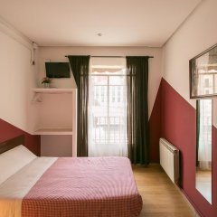 Отель Hostal La Casa de La Plaza Стандартный номер с двуспальной кроватью (общая ванная комната) фото 6