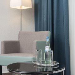 City Hotel Berlin East 4* Стандартный номер с двуспальной кроватью фото 3