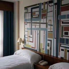 Hotel Coruña Mar комната для гостей