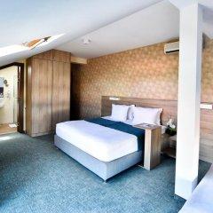 Отель Mint Garni 4* Стандартный номер с двуспальной кроватью фото 11