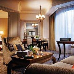 Four Seasons Hotel Singapore 5* Представительский люкс с различными типами кроватей
