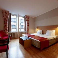 Original Sokos Hotel Helsinki 3* Стандартный номер с 2 отдельными кроватями фото 5