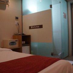 Hotel Myeongdong Сеул сейф в номере