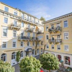 Отель Heliopark Bad Hotel Zum Hirsch Германия, Баден-Баден - 3 отзыва об отеле, цены и фото номеров - забронировать отель Heliopark Bad Hotel Zum Hirsch онлайн фото 7