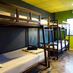 B&B House & Hostel Кровать в женском общем номере с двухъярусной кроватью фото 3