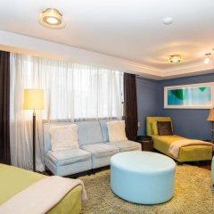 Отель Sandman Suites Vancouver on Davie Канада, Ванкувер - отзывы, цены и фото номеров - забронировать отель Sandman Suites Vancouver on Davie онлайн комната для гостей