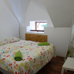Хостел Кислород O2 Home Номер с общей ванной комнатой с различными типами кроватей (общая ванная комната) фото 22
