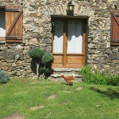 Отель Apartamentos Rurales Les Barnedes Мольо