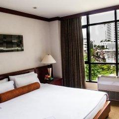 Отель City Lodge Soi 9 3* Стандартный номер фото 10