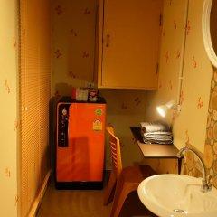 Decor Do Hostel Стандартный номер с двуспальной кроватью фото 7