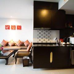 Royal Thai Pavilion Hotel 4* Семейный люкс с 2 отдельными кроватями фото 2