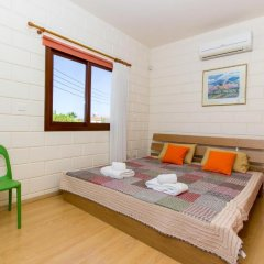 Отель Gold Sand Villa Кипр, Протарас - отзывы, цены и фото номеров - забронировать отель Gold Sand Villa онлайн комната для гостей фото 5