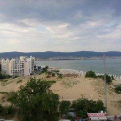 Отель Summer Dreams Sunny Studios Солнечный берег балкон