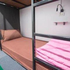 Отель TIA Thai Hostel Таиланд, Бангкок - отзывы, цены и фото номеров - забронировать отель TIA Thai Hostel онлайн комната для гостей фото 4