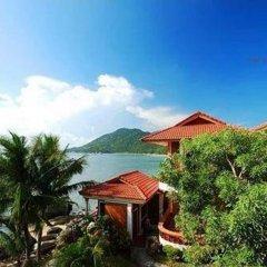 Отель View Cliff Resort пляж фото 2