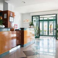 Отель Emilia Италия, Римини - отзывы, цены и фото номеров - забронировать отель Emilia онлайн интерьер отеля