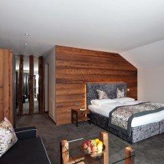 Отель Gasthof Kirchsteiger Горнолыжный курорт Ортлер комната для гостей фото 4