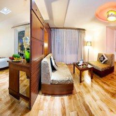 Eden Garden Hotel 3* Люкс с различными типами кроватей фото 2