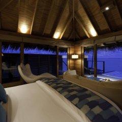 Отель Conrad Maldives Rangali Island 5* Улучшенная вилла с различными типами кроватей фото 2