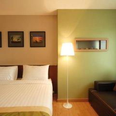 Отель Bangkok Loft Inn 4* Улучшенный номер фото 6