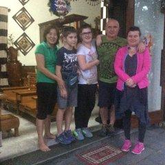 Отель Quang Xuong Homestay детские мероприятия фото 2