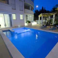 Апартаменты Luxury Apartment Split бассейн