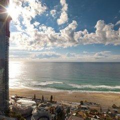Отель Novotel Surfers Paradise 4* Номер категории Премиум с различными типами кроватей фото 3