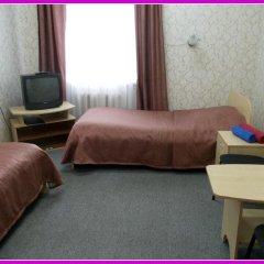 Гостиница Новый Континент комната для гостей фото 5
