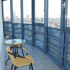 Апартаменты Аквамарин балкон