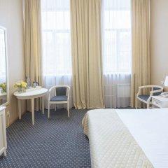 Гостиница Астон 4* Номер Комфорт с двуспальной кроватью фото 4