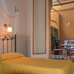 Отель Hostal Center Inn 2* Стандартный номер с различными типами кроватей фото 12