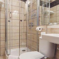 Отель Chmielna Warsaw Польша, Варшава - отзывы, цены и фото номеров - забронировать отель Chmielna Warsaw онлайн ванная фото 2