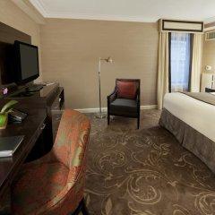 Hamilton Hotel Washington DC 4* Стандартный номер с различными типами кроватей фото 3