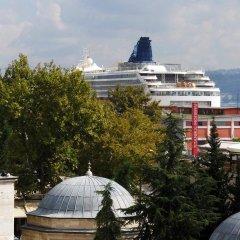 Port Hotel Tophane-i Amire Турция, Стамбул - отзывы, цены и фото номеров - забронировать отель Port Hotel Tophane-i Amire онлайн балкон