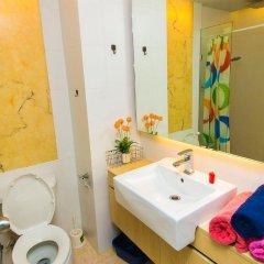 Отель Atlantis Condo Jomtien Pattaya By New Паттайя ванная