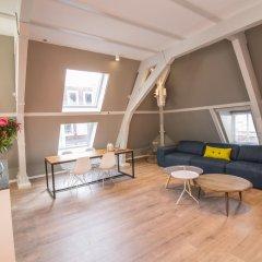 Отель De Hallen Нидерланды, Амстердам - отзывы, цены и фото номеров - забронировать отель De Hallen онлайн комната для гостей фото 5