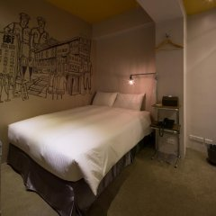 Cho Hotel 3* Стандартный номер с двуспальной кроватью фото 5