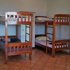 Hakuna Matata Hostel Кровать в общем номере с двухъярусной кроватью фото 5