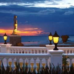 Отель The Peacock Garden Филиппины, Дауис - отзывы, цены и фото номеров - забронировать отель The Peacock Garden онлайн пляж фото 2
